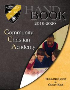 CCA Handbook Cover