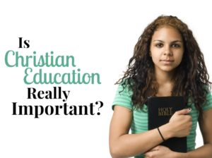 Christian Education Graphic