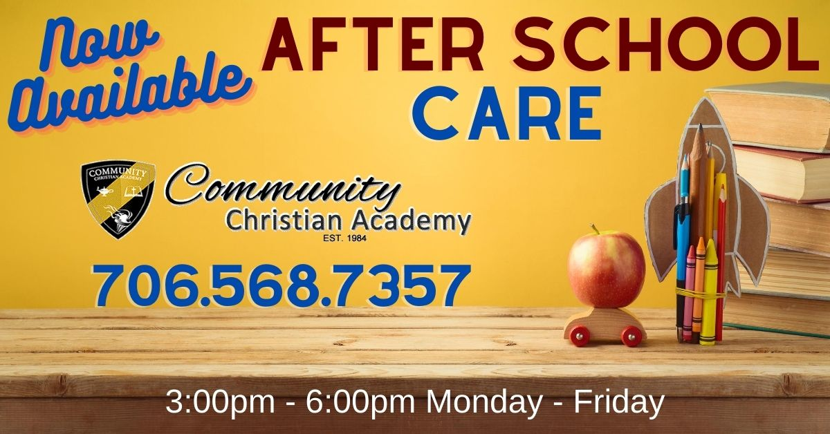 After School Care graphic
