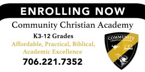 Enrolling Now Graphic