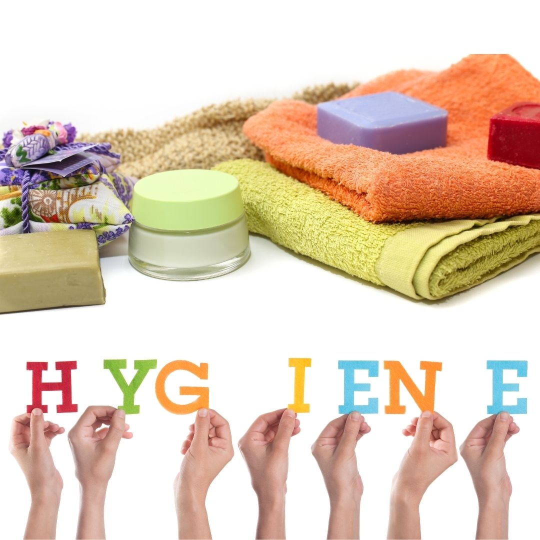 Graphic about Hygiene