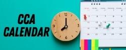 Calendar Button Graphic