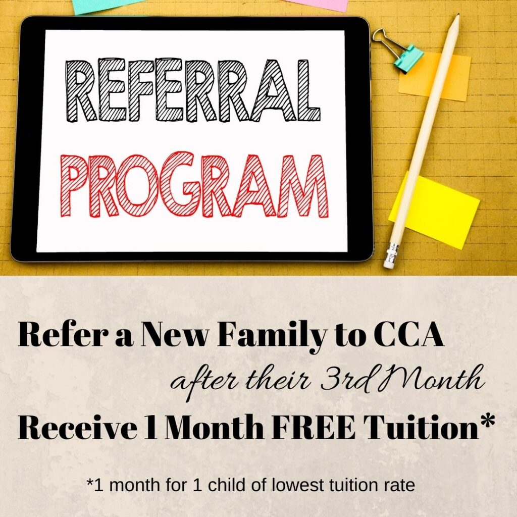 CCA Referral Program Graphic